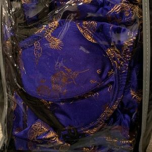 mystery house Dresses - Sexy Blue China Doll Costume